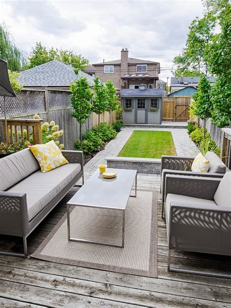 Modern Landscaping Ideas For Small Backyards with Beautiful Small Backyard Ideas To Improve Your Home Look Midcityeast