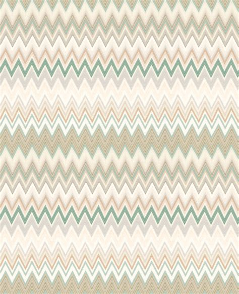 zigzag wallpaper for walls missoni home wallpaper zigzag multicolore 10065