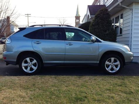 base sport utility 4 door purchase used 2005 lexus rx330 base sport utility 4 door 3 3l in clifton new jersey united states