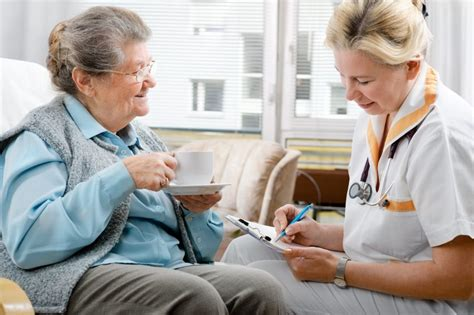 benefits of home health care services for seniors in