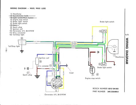 1986 honda fourtrax 350 wiring diagram honda rancher 350