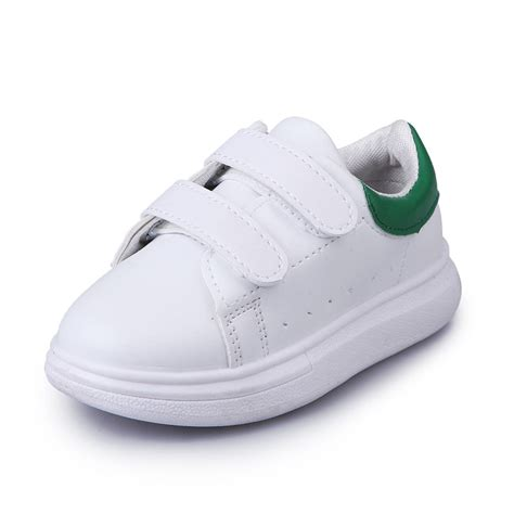 boys white sneakers justsl 2017 summer new casual shoes children