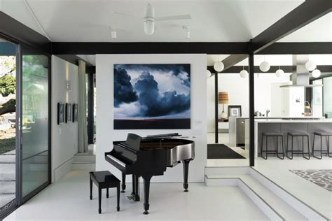 modern family living room house living room piano modern 10 classic misconceptions of interior designers freshome com