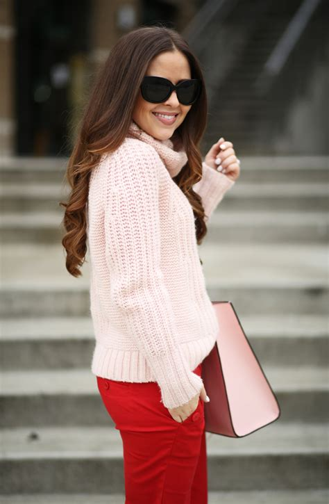 Rd Sweater Eyebrow Pink pink and sweater coat nj