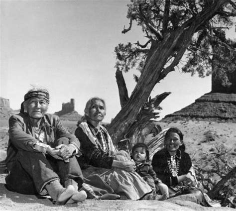 american tribes the history and culture of the creek muskogee books navajo family sitting on ground by tree monument valley