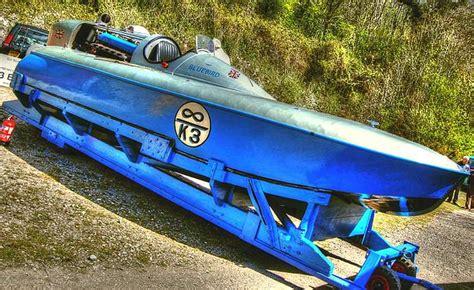 rc jet boat rooster tail bluebird k3 rolls royce merlin water speed record boat