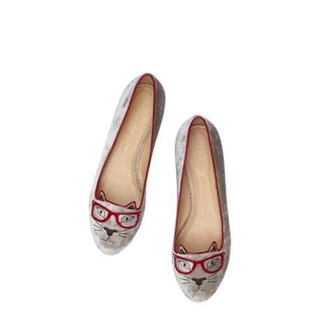 cat flats shoes olympia launches co collection of cat