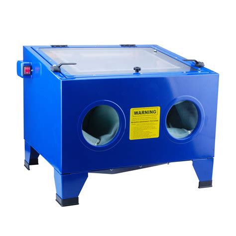 central pneumatic blast cabinet central pneumatic abrasive blast cabinet with light