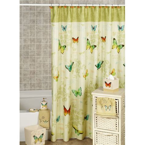 butterfly shower curtain furniture ideas deltaangelgroup