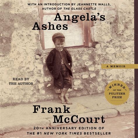 biography book club picks angela s ashes audiobook by frank mccourt official