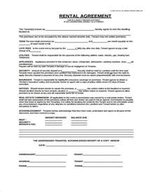 generic lease agreement template doc 722952 sample generic rental agreement printable sample generic lease agreement 9 examples in word pdf