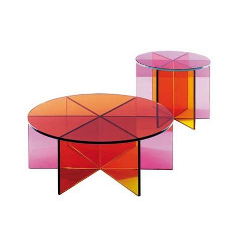 Ordinaire Table Salon Jardin Pas Cher #5: xxx-80-table-basse-glas-italia-rose-orange-1.jpg