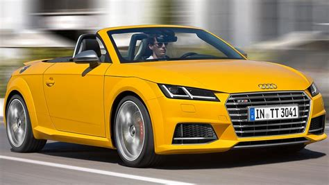 audi tts roadster review 2016 audi tts roadster review road test carsguide