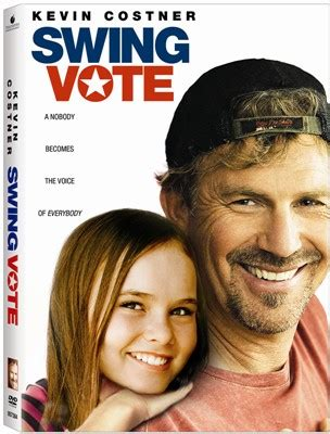 swing vote review swing vote dvd review smartcine