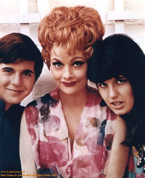 lucie arnaz to present lucy and desi a home movie in here s lucy desi arnaz jr lucille ball and lucie arnaz