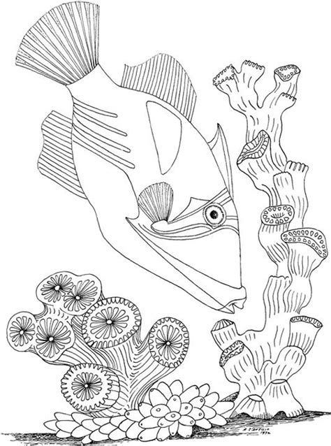 free seascape coloring pages