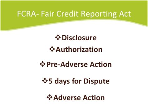 Fcra Compliant Criminal Background Check Human Resource Background Checks Fcra Compliance 2014