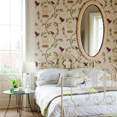 Bedroom Wallpaper Birds Sp 225 Lňa S Romantickou Atmosf 233 Rou Anglick 233 Ho Vidieka