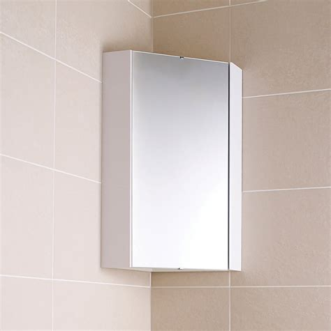 bathroom corner mirror object moved
