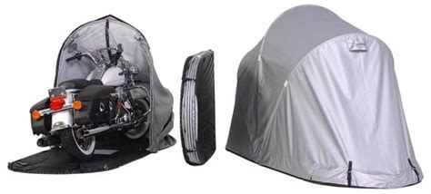 cycle shell cycleshell enclosure outdoor motorcycle cover protection