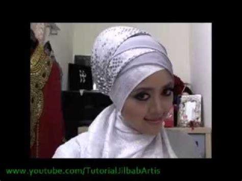 Terbaru Jilbab Tania Rumbai tutorial jilbab pengantin videolike