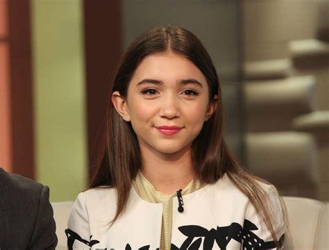 15 year old actresses 2015 rowan blanchard 13 year old disney star sparks debate