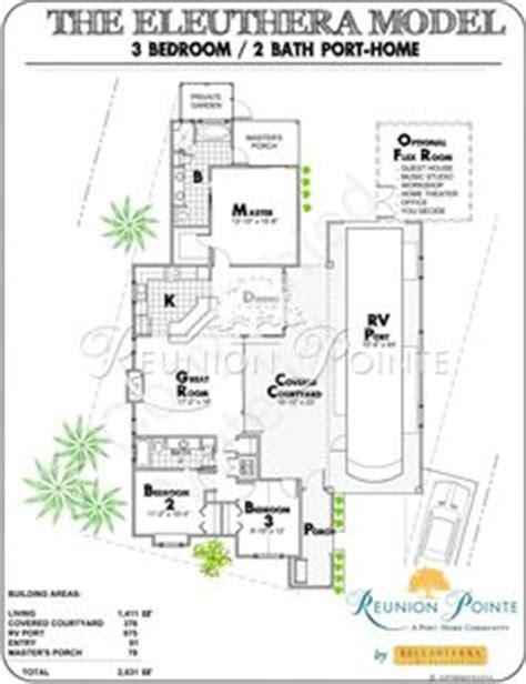 rv port home plans rv garage home floorplan we it floorplans