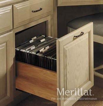 Merillat Cabinet Drawer Slides by Merillat Masterpiece 174 Base Desk File Drawer Merillat