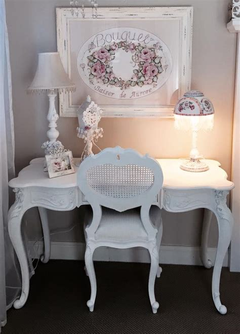 shabby chic desk chair best home design 2018