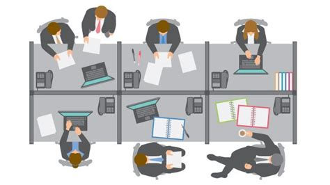 types of office seating arrangements regularly changing the seating plan of an office can