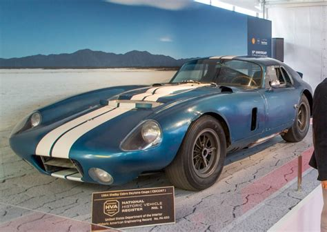 Image: 1964 Shelby Cobra Daytona Coupe (chassis #CSX2287), size: 1024 x 728, type: gif, posted