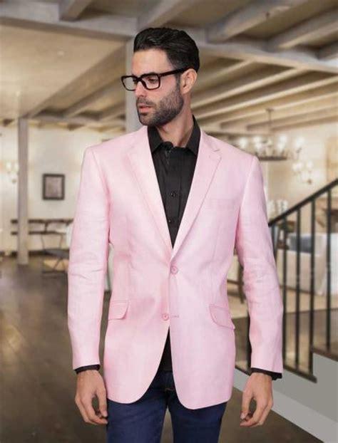 light pink blazer mens pink mens jacket jacketin