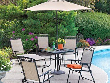 small patio set with umbrella best patio furniture sets for 300 discount patio