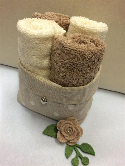 porta tutto cestino porta tutto con asciugamani per la casa e per te