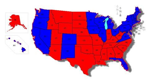 us map and blue states 2012 states blue states map images frompo 1