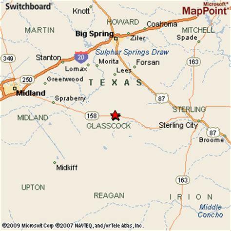 garden city texas map garden city texas