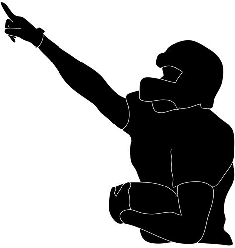 silhouettes of people silhouette clipart