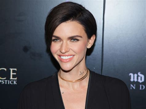 ruby rose warns we should be scared of donald trump and