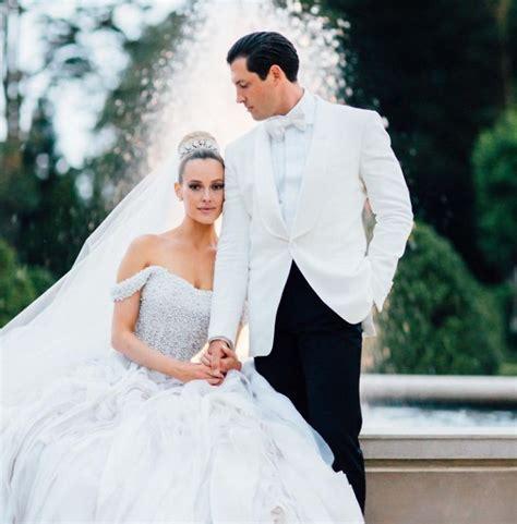 A Tale Of Two DWTS Weddings: Julianne Hough Vs. Peta