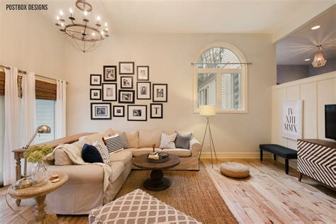 pictures of small family rooms room reveal 5 tips to decorate a family room with high ceilings postbox designs