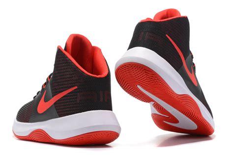 nike casual basketball shoes hearty nike air precision 2017 black white s