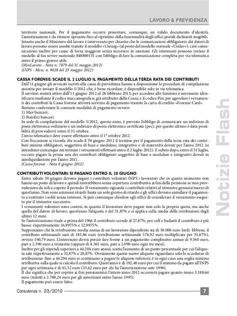 inps ferrara ufficio pensioni buffetti rivista consulenza23 12 giuseppeluongo