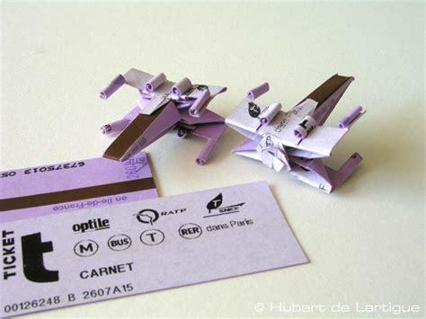 X Wing Origami - sospechosos habituales origami iv