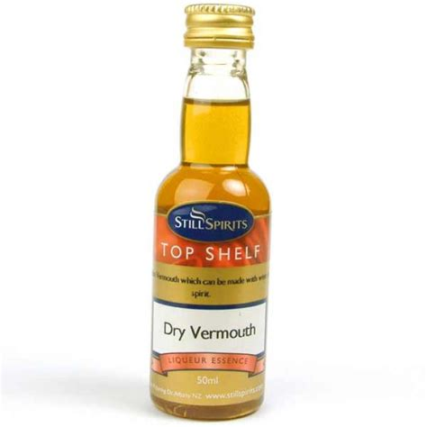 Still Spirits Top Shelf by Still Spirits Top Shelf Vermouth Supplied By