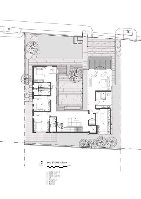 courtyard house plan 1000 images about courtyard home plans on