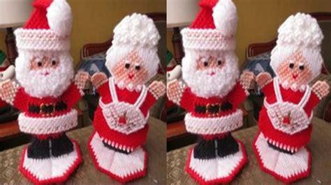 adornos navideos a crochet adornos para navidad tejidos a crochet youtube