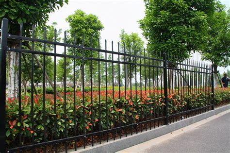 wrought iron fence design ideas home design