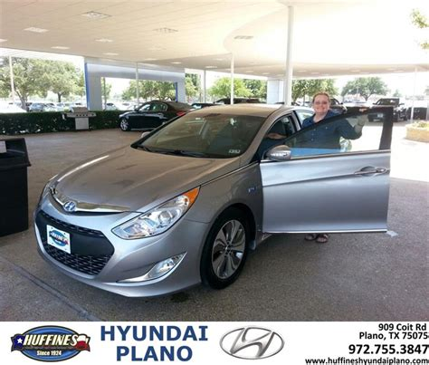 Huffines Hyundai by Huffines Hyundai Plano Thank You To Barbara Wright On The