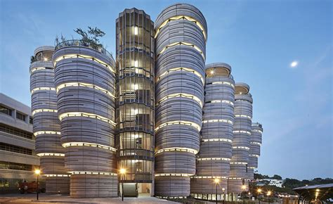 Top Architecture Firms In The World thomas heatherwick goes back to school at the learning hub