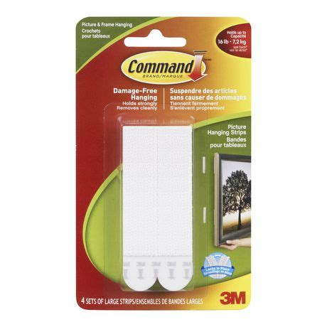 Command Large Picture Hanging Strips Walmart Ca | command large picture hanging strips walmart canada